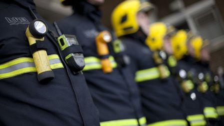 Woman taken to hospital after blaze at Chichele Road, Cricklewood (@LFB)