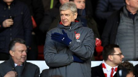 Arsenal manager Arsene Wenger has been talking about Chelsea. Mike Egerton/PA)