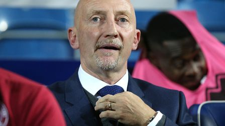 Queens Park Rangers manager Ian Holloway (pic: Jonathan Brady/PA)