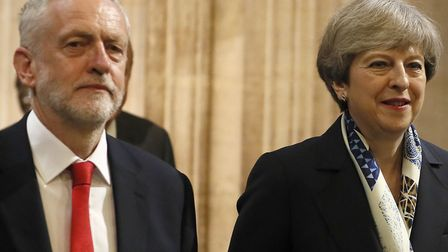 Labour leader Jeremy Corbyn is unsure if Prime Minister Theresa May is planning another walking holi