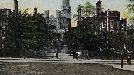 The site of Cat and Mouse Library. Picture: Islington Local History Centre
