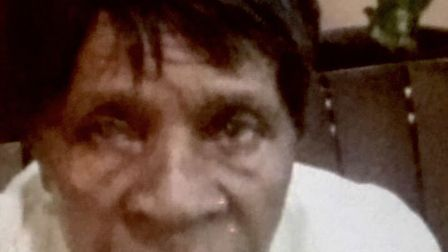 Christina Nascimento, 86, is missing from Willesden (Picture: @MPSBrent)