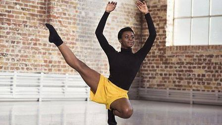 Nafisah Baba, BBC Young Dancer 2017 winner