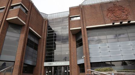 Harold Anthony was sentenced to three and a half years in jail by a judge at Harrow Crown Court (Pic