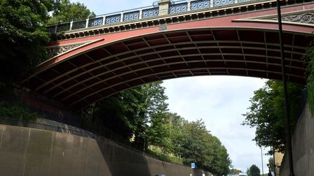 Campaigners have been calling for anti-suicide barriers for more than 10 years. Picture: Polly Hanco