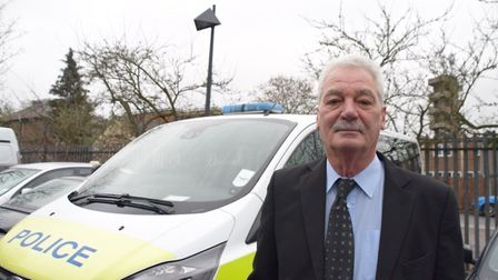 PC Paul Lockhart was awarded a Queen's Policing Medal in the New Years Honours (Pic; Met Police)