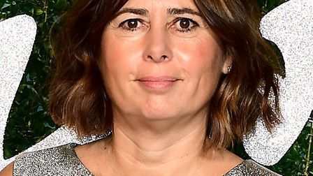 Alexandra Shulman, former editor-in-chief of British Vogue, who has been awarded a CBE (Picture: Ian