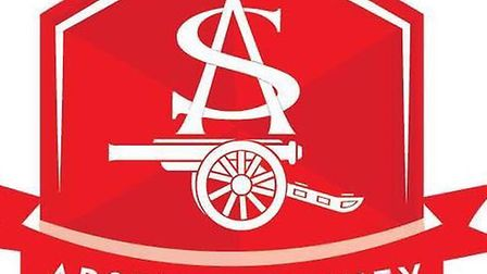 Mickey Brock is proud to be chairman of the Arsenal Sydney Supporters Club