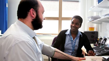 Despite the move, Brent cardiology service patients will be seen by the same clinical team as before