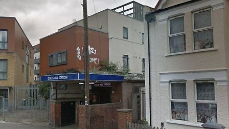 Dollis Hill Tube Station (Picture: Google)