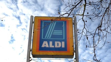 A file image of an Aldi store. The budget supermarket is eyeing a site in Archway. Picture: Anthony