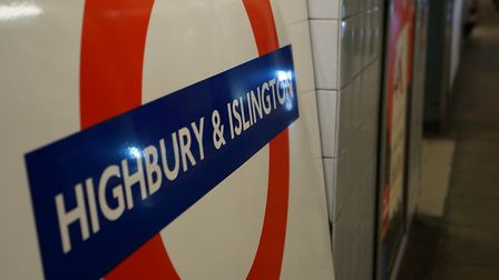 A person has been hit by a tube train at Highbury and Islington station. Picture: Paul Hudson/Flickr