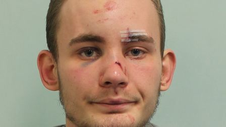 Jailed: Harry Wright. Picture: Met Police