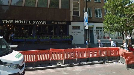 Northway House in Upper Street. Picture: Google