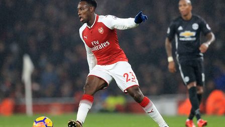 Arsenal boss Arsene Wenger wants Danny Welbeck to sign a new contract. PA