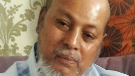 Makram Ali, 51, died in the attack. Picture: Met Police