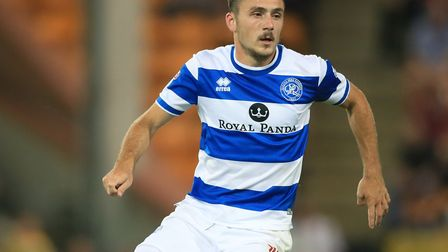 Josh Scowen opened the scoring for Queens Park Rangers against his former side Barnsley in the Champ