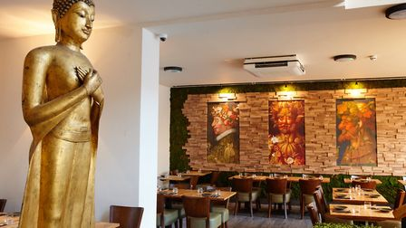 Thai Square in Upper Street has been refitted after the 2016 flooding. Picture: Thai Square