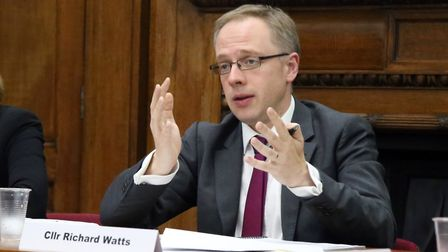 Cllr Richard Watts has led Islington's Labour council since October 2013, and was originally elected