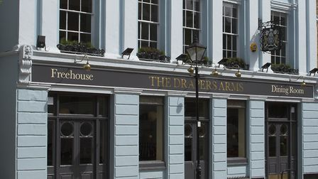 The Drapers Arms in Barnsbury Street. Picture: The Drapers Arms