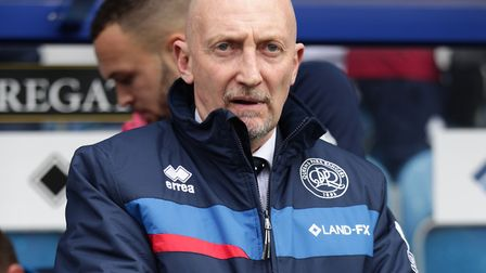 Queens Park Rangers manager Ian Holloway (pic: Yui Mok/PA)