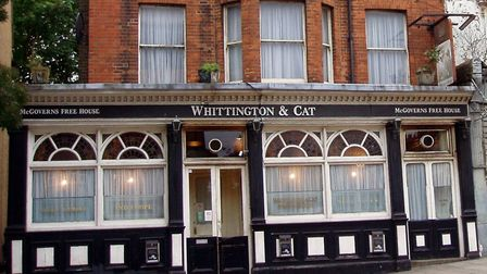 The old Whittington and Cat pub in Highgate Hill. Picture: Ewan Munro (CC BY-SA 2.0)