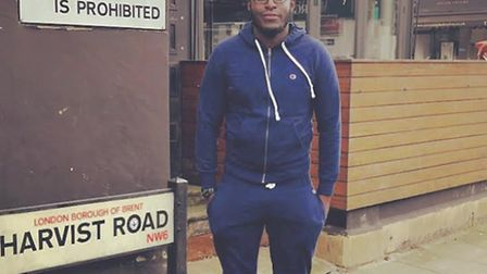Barima Yeboah's penalty notice for turning right from Harvist Road to Chamberlayne Road has been can