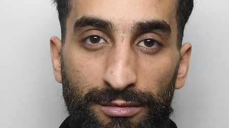 Mohamed Djiama, 28, was jailed for two years after pleading guilty to 18 counts of theft and one cou