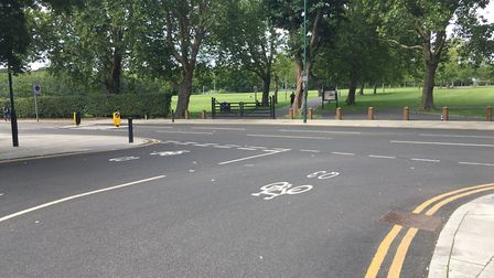 Quietway 3 has opened in Brent, a 3km stretch linking Gladstone Park with Kilburn station (Picture: