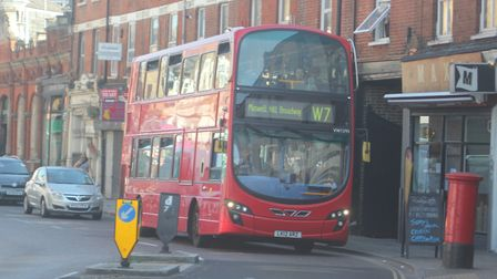 The W7 at Crouch Hill in happier times. Picture: Matthew Black/Flickr (CC BY-SA 2.0)