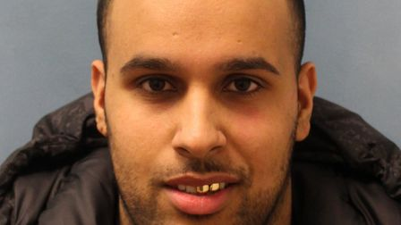 Mohamed Hamza Riaz (Picture: Met Police)