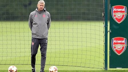 Arsenal manager Arsene Wenger has issued an ultimatum to his playing staff. Picture: Adam Davy/PA
