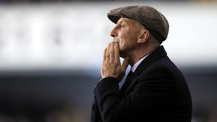Queens Park Rangers manager Ian Holloway (pic: Mike Egerton/PA)