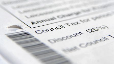 Council tax bills in Brent are set to rise. Photo: Joe Giddens/PA Wire/PA Images