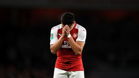 Sanchez has received criticism for his off-pitch behaviour at Old Trafford. PA