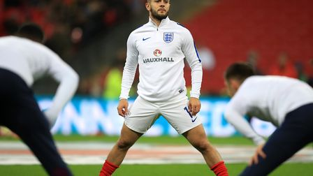 Jack Wilshere has been ruled out of Holland v England. Picture: PA
