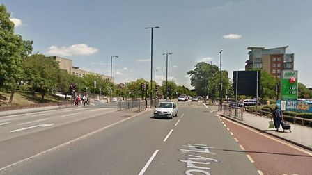 Forty Lane, Wembley (Picture: Google)