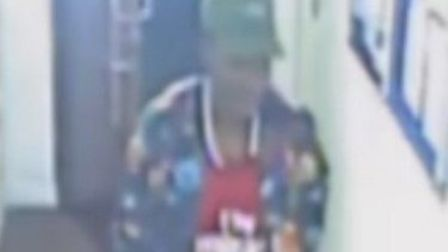 Police have launched an appeal to identify this man after a sexual assault in an Islington flat bloc