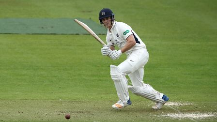 Middlesex's Hilton Cartwright in action at Lord's (pic John Walton/PA)