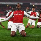 Arsenal U23s won through to the final of the Premier League International Cup against Villarreal at