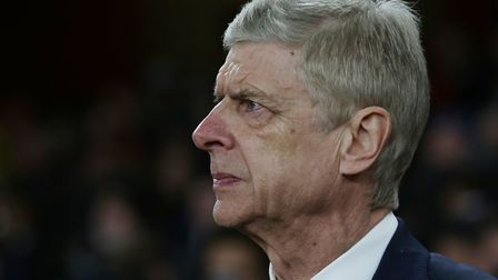 Departing Arsenal boss Arsene Wenger 'pulled the rug from underneath Ivan Gazidis'. Picture: DANNY L