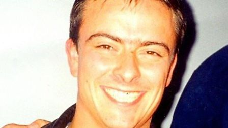 The much-loved and much-missed Arsenal loyal fan Ben Ansell