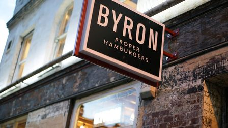 A stock photo of Byron in Upper Street, Islington. The burger chain wants to extend the opening hour