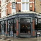 The Kilburn Arms, formerly the Prince of Wales, is opening in Willesden Lane this weekend. Picture: