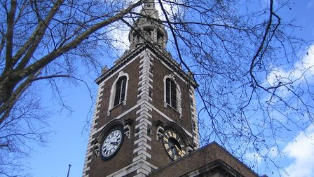 The Islington Gazette is holding a local elections hustings at St Mary's Church in Upper Street. Pic