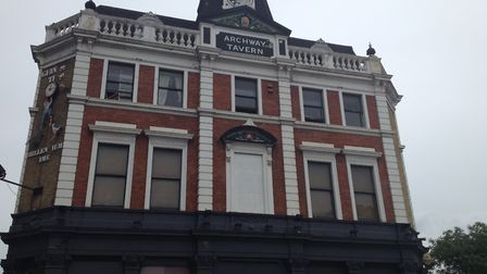The Archway Tavern owner says it will reopen in months.