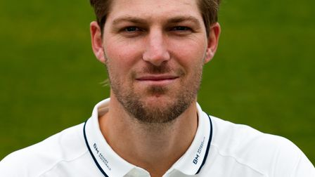 Middlesex's Ollie Rayner during the media day at Lord's Cricket Ground, London. PRESS ASSOCIATION P
