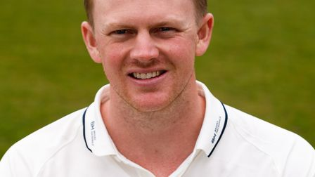 Middlesex's Sam Robson during the media day at Lord's Cricket Ground, London. PRESS ASSOCIATION Phot