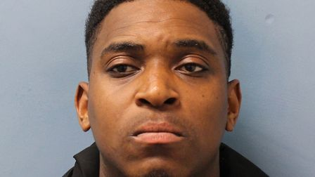 Romarne Young has been jailed for three years. Picture: Met Police