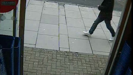 A CCTV still of Robert Duff shortly before his disappearance in 2013. Picture: Met Police